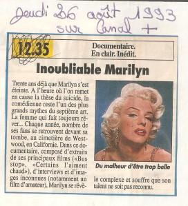 1993 télé mm